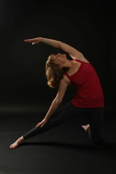 Parighasana (Gate Pose) Photo credit: Courtney Long